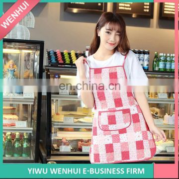 Top selling excellent quality custom printed aprons for wholesale