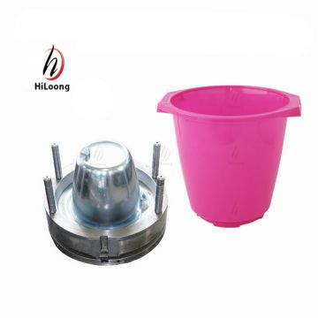 cheap plastic injection mould bucket mold
