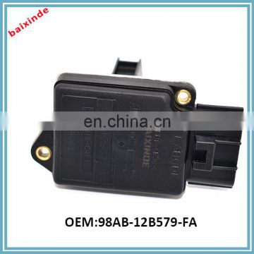 OEM 98AB12B579FA 98AB-12B579-FA Mass Air Flow Sensor Meter For Fords Mazda Mercury MAF Sensor 2.0L 3.0L 3.8L 4.0L