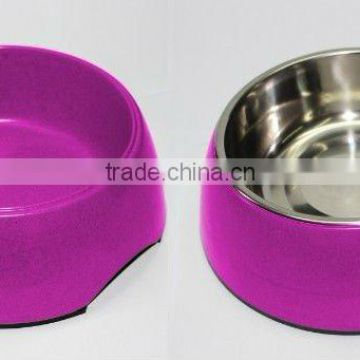 customized plastic dog bowl supplying