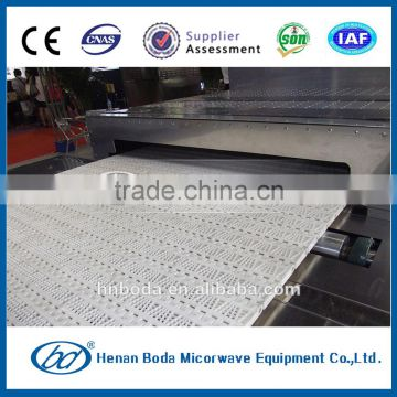 microwave belt titanium dioxide rutile dryer dehydration machine