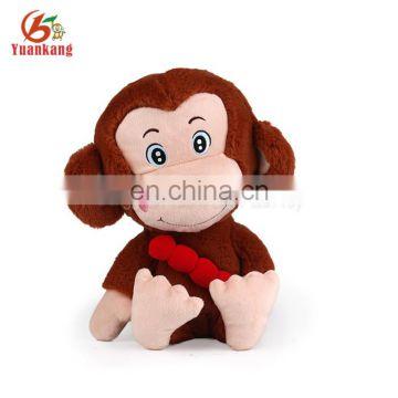 Best Quality 2017 Promotional Cheap Monkey Toys Big Plush Stuffed Animals Monkey for Sale
