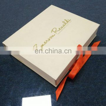 Collapsible Evening Dress Gift Storage Packaging box