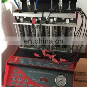 FIT-101T fuel injector cleaning and testing machine Ultrasonic Frequency 25 KHz