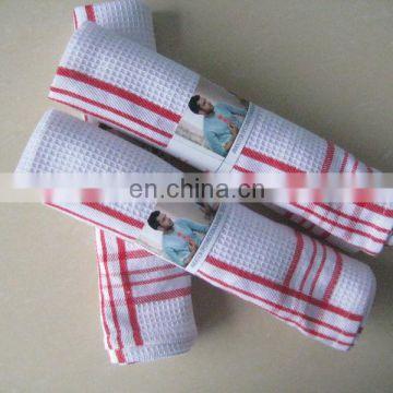 Wholesale 100 Cotton Tea Towel Souvenir Cotton Kitchen Dish Towel