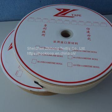 Fire Control PPS Hook And Loop Fastener Tape High Temperature Resistant Flame Retardant