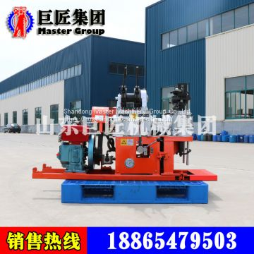 YQZ-30 Hydraulic Portable Drilling Rig small portable diesel oil drilling machine