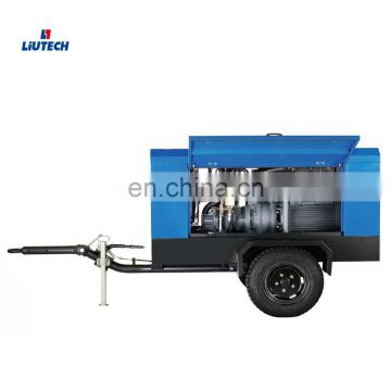 Excellent performance drive electric 10 bar air compressor with great price