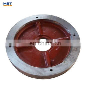 Precise cast centrifugal cast iron pump parts