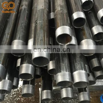 High quantity sgp material and mild carbon steel welded pipe