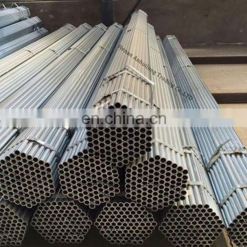 SS 304 304L high temperature pressure welded stainless steel Round tube