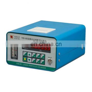 Y09-6E laser dust particle counter