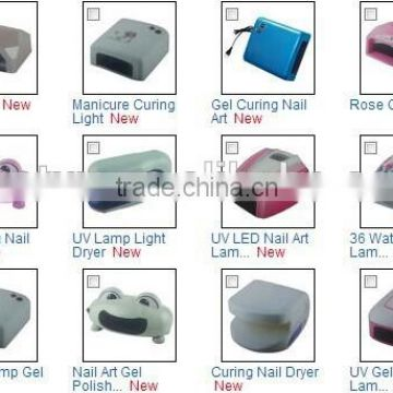 UV nail dryer,Nail Art Dryer,Curing Nail Dryer,UV Gel Nail Art Lamp Dryer,UV Nail Art Lamp,Nail Lamp