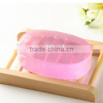 Personal Care Bath Supplier Facial Wash Face Skin Whitening Acne Transparent Soap