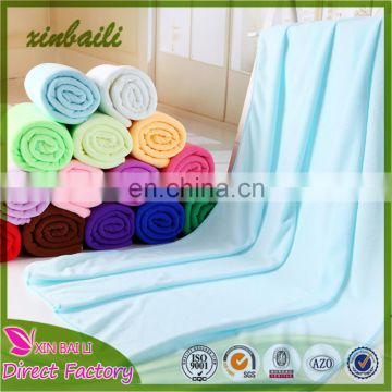 Wholesale Excellent Absorption Multi-colored Microfiber Towel