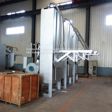 Vertical Type Ladle Heater