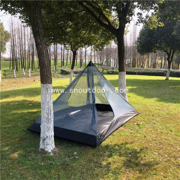 Summer Outdoor Sleeping Tent, Mesh Camping Tents For Two People, Ultralight Backpacking Equipment