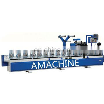 Advanced hot glue wrapping machine for window and door