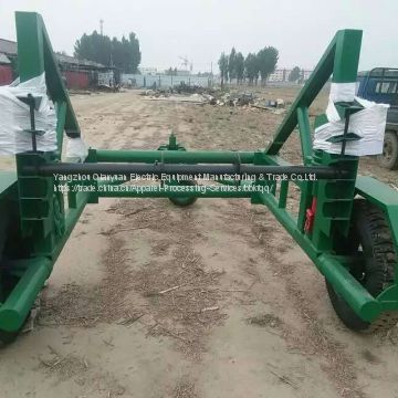Cable Wire Drum Vehicle