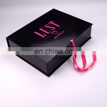 Top Fashion Gift Folding Cardboard Collapsible Box For Clothes, Fashion Wedding Dress Box, Paper Box Shoes Packing