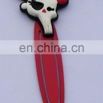 cute animal frog design promotion gifts metal bookmark
