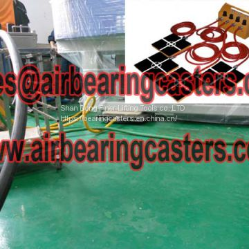 Air casters advantages and price list