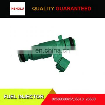 9260930025\35310-23630 fuel injector for Hyundai