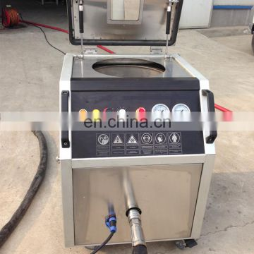 Fully Automatic Buy Dry Ice Die Parts Equipment Cleaning Machine