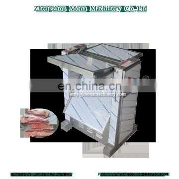 Slaughter Equipment Subsection Meat Skin Removed Machine of Pig