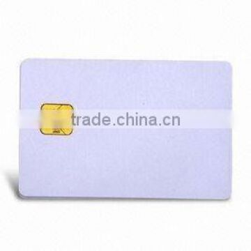 13.56MHz PVC blank RFID card with F chip