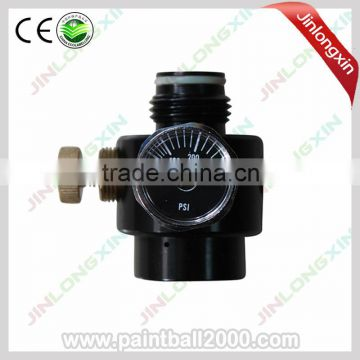Paintball High Pressure Air / Co2 Adjustable Regulator