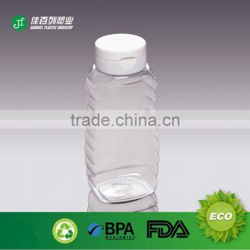 Import china product taobao plasic bottle easy open screw cap for storage  wholesale bulk honey plastic material honey jars
