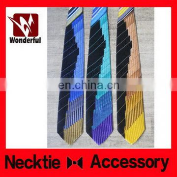Contemporary best sell print necktie and bow tie set