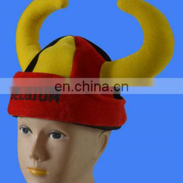 2018 Belgium football hat Belgium football fans jester hat