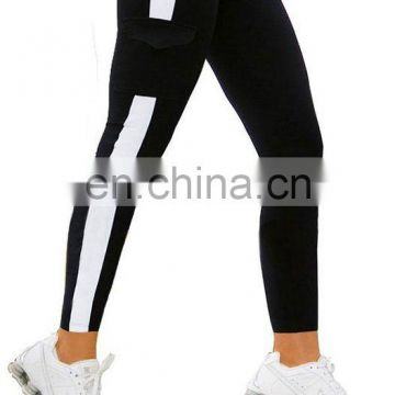 Women's Running Capri Sport Yoga Pants Leggings