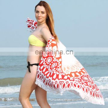 New Beach Towel Pareo Dress