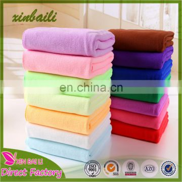 High Quality Super Absorbent 85 Polyester 15 Polyamide Microfiber Cleaning Towel