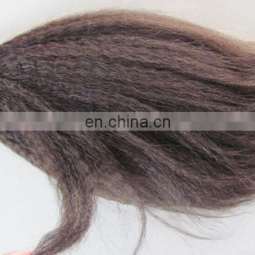 Factory Price high quality Grade 6A Natural color short human hair wigs for black woman