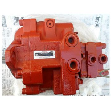 Pgf3-3x/020re07ve4k Thru-drive Rear Cover Rexroth Pgf Uchida Hydraulic Pump Baler