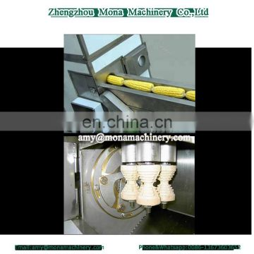 Agriculture Sweet Corn Threshing Machine Fresh Corn Thresher
