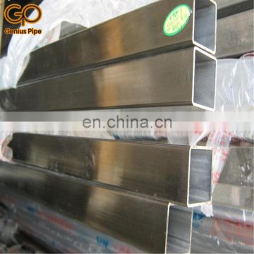 High Quality 304 stainless steel square tube
