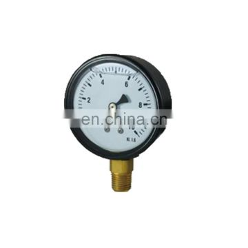 Pressure Gauge with Standard HIROSS Factory Supply