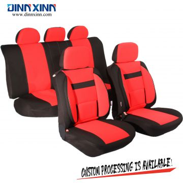 DinnXinn Lexus 9 pcs full set velvet car leather seat covers Export China