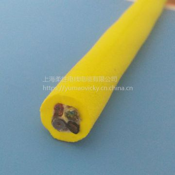 4mm 3 Core Flex Cable Water Resistant Pvc
