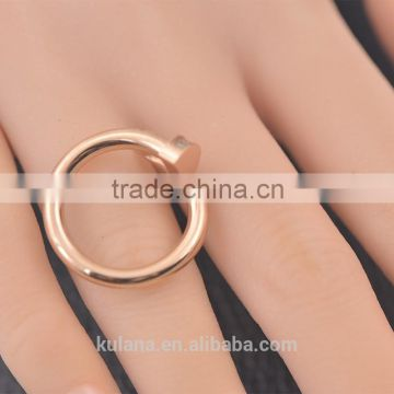 2015 New fashion cluster rings, fashion jewelry rings