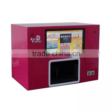 Fashion Nail Art DIY Pattern Printer Machine Nail Art Stamping Machine Nail Printing Machine With Screen