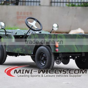 110cc Hot Sale Mini Jeep Willys Willys Jeep for Fun