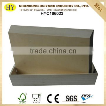 factory supply distressed custom wooden tray for serving