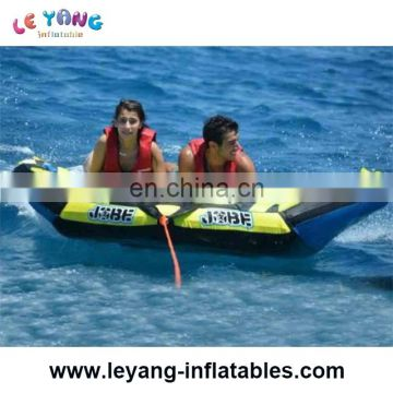 Sumo Ski Tube and Sumo Splash Guard, hot inflatable water sport!