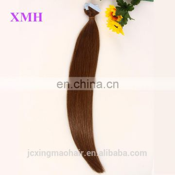 Wholesale High Quality African American Human Tape Hair Extensions